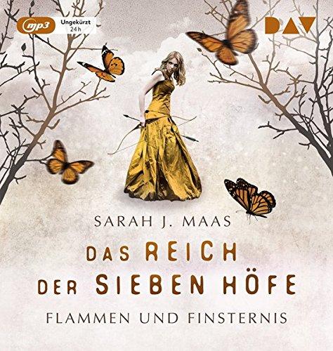 Höfe – Teil 2: Flammen und Finsternis: Ungekürzte Lesung mit Ann Vielhaben und Simon Jäger (2 mp3-CDs) (Erotische Audio Mp3)
