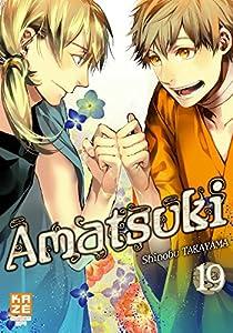 Amatsuki Edition simple Tome 19