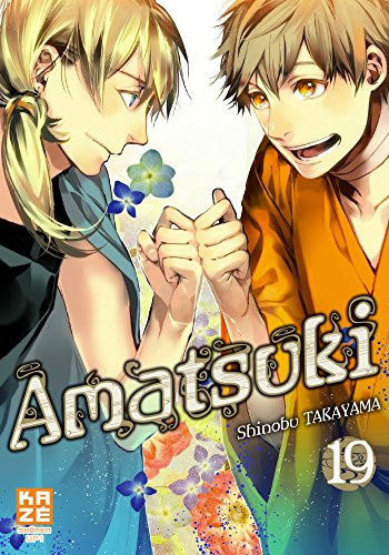 Amatsuki Edition simple Tome 19