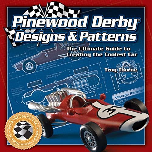 Pinewood Derby Designs & Patterns por Troy Thorne