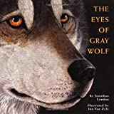 Eyes of Gray Wolf
