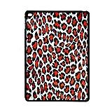 Walt Discover Shop Design Leopard Individual For iPad Air 2Gen Rigid Plastic Shells For Man