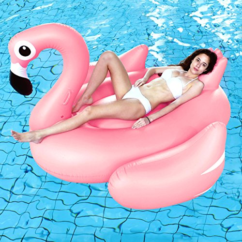 Splosh Gigante Flamenco Pool Lounger