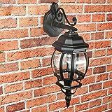 Rustikale Außenlampe Wandleuchte
