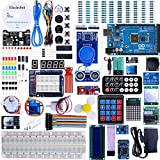 Electrobot Arduino Mega 2560 R3 Project The Most Complete Starter Kit including Tutorials