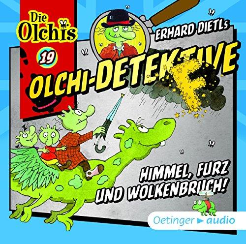 Die Olchi-Detektive (19) Himmel, Furz und Wolkenbruch! - Oetinger Audio 2017