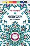 Telecharger Livres Art therapie Mon carnet de creation nomade Coloriages anti stress (PDF,EPUB,MOBI) gratuits en Francaise
