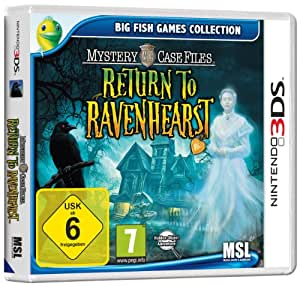 Mystery Case Files : Return to Ravenhearst 3DS [import allemand]