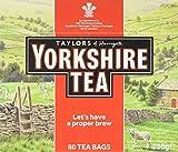 Taylors of Harrogate Yorkshire Tea 80 Btl. 250g - Schwarzer Tee