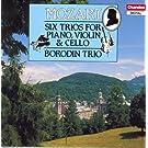 Mozart: 6 Piano Trios