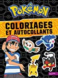 Pokemon - Coloriages et autocollants...