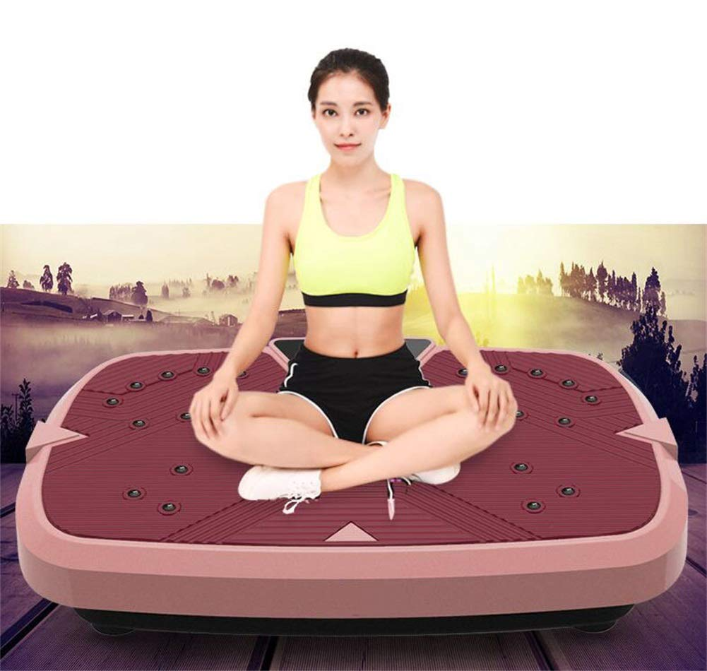 61NhHIZaRDL - Rocket Vibration Machine,Strong Muscles Equipment Lose Weight Fitness Trainer
