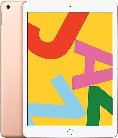"""Apple iPad (10.2"""", Wi-Fi, 32GB) - Oro(Modello Precedente)"""