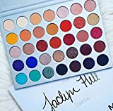 #2: MORPHE JACLYN HILL EYESHADOW PALETTE 35 NEW SHADES