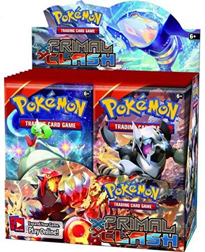 Pokemon X & Y Primal Clash Booster Box