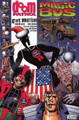 Preisvergleich Produktbild Doom Patrol Vol. 5: Magic Bus