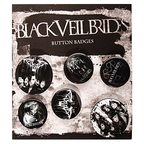 Black Veil Brides Darkest Set Di Spille