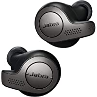 Jabra Elite 65t Alexa Enabled True Wireless Earbuds with Charging Case, 15 Hours Battery,Titanium Black, Designed in…