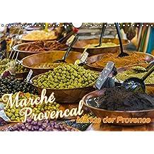Marché Provencal - Märkte der Provence (Wandkalender 2018 DIN A4 quer): Marktbilder von Märkten in der Provence (Monatskalender, 14 Seiten ) (CALVENDO Orte) [Kalender] [Apr 01, 2017] Thiele, Ralf-Udo