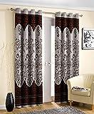 #1: Selective Premium Printed Door Curtain(4 x 7 Feet) Set of 2