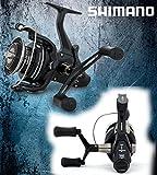 Shimano - Carrete para Pesca Baitrunner X-Aero FA - 4000