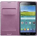 Flip-Tasche Schalen Samsung EF-WG900 rosa für Galaxy S5 G900