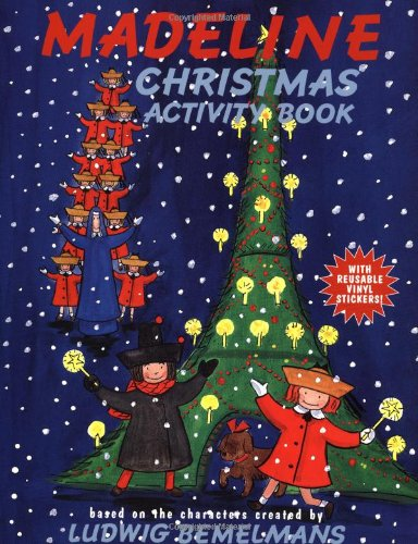 Madeline Christmas Activity Book (4 Wheeler Spiele)
