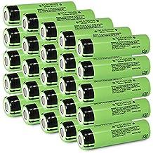Panasonic NCR18650B - Pila recargable, 3400 mAh, 2 unidades