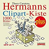 Hermanns Clipart-Kiste. CD-ROM ab Win 95. 1000 Bilder Bild