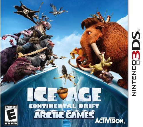 Ice Age: Continental Drift - Nintendo 3DS by Activision
