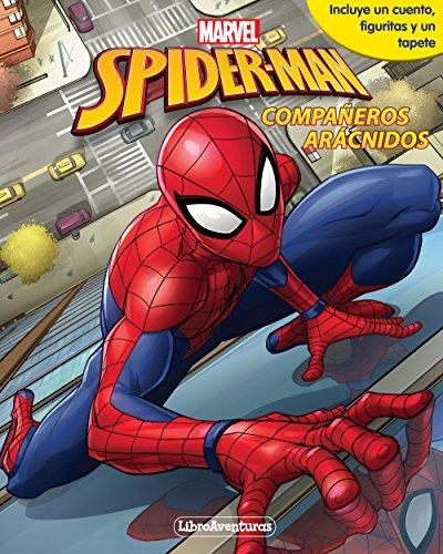 Spider-Man. Libroaventuras. Compañeros arácnidos por Marvel