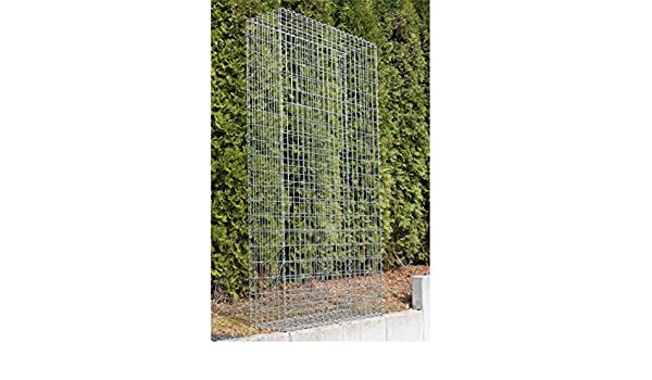 Fence 100 x 200 x 30 CM FREE DELIVERY / Hot-Dip Galvanised Including ...