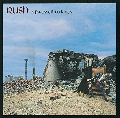 Rush - A Farewell To Kings (BRD audio)