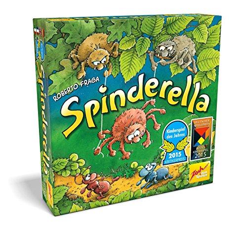 Zoch 601105077 Spinderella, Kinderspiel des Jahres - Alte Zeit Geist Kostüm