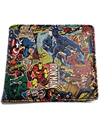 d445a966e6fceb Marvel Retro Exterior Print Men s Wallet