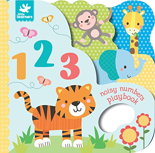 Little Learners 123 Count with Me: First Numbers Playbook (Little Learners Grab Playbook) por Parragon Editors