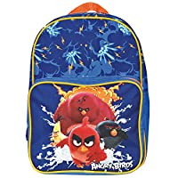 Angry Birds - Backpack for kindergarten and school aged kid by Perletti - Dimensions: 31x24x12 cm