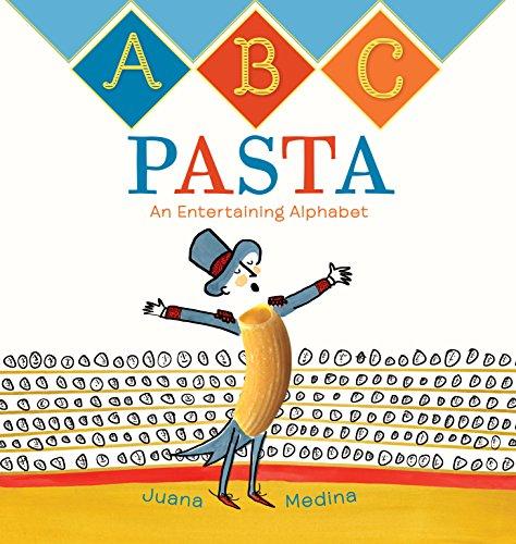 ABC Pasta: An Entertaining Alphabet (English Edition) Rosa Trapez