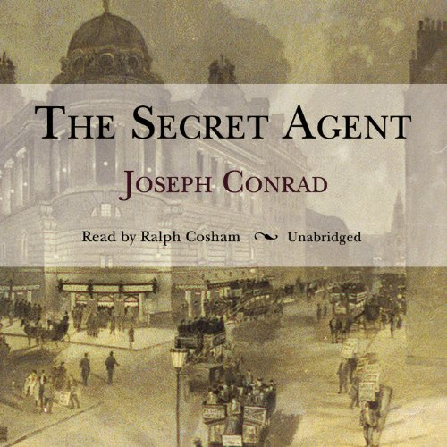 The Secret Agent  Audiolibri