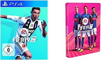 FIFA 19 - Standard Edition inkl. Steelbook - [PlayStation 4]