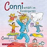 Conni schläft im Kindergarten / Conni geht in den Zoo: 1 CD (Meine Freundin Conni - ab 3)