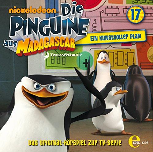 Die Pinguine aus Madagascar - Folge 17: Ein kunstvoller Plan