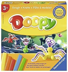 Ravensburger - Doopy Monstruos, juego creativo (18426)