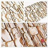 Para la pegatina de color calcomanía de pared púrpura hogar papel europeo pegatina de pared pintura decorativa pegatina piedra