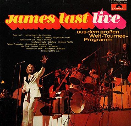 James Last live aus dem großen Welt-Tournee-Programm