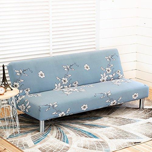 Copridivano protettivo per divano-letto richiudibile senza braccioli ...