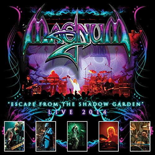 Escape from the Shadow Garden - Live 2014 (2 LP + CD)