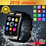 Smartwatch con Whatsapp,Bluetooth Smart Watch Pantalla Táctil,Reloj Inteligente Hombre,Impermeable...
