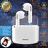 Auriculares Bluetooth,Auriculares inalámbricos Bluetooth Auriculares Bluetooth Deportivos Cascos inálambrico Estéreo In Ear Auriculares con Micrófono para iPhone Android Correr,Cancelación de Ruido