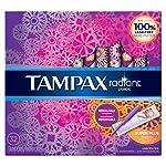 Chollos Amazon para Tampax Radiant Plastic Unscent...